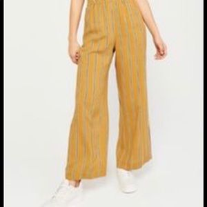 NWT Abercrombie & Fitch Wide Leg Pants XL